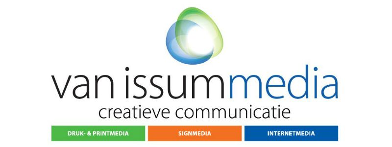 Banner Van Issum Media
