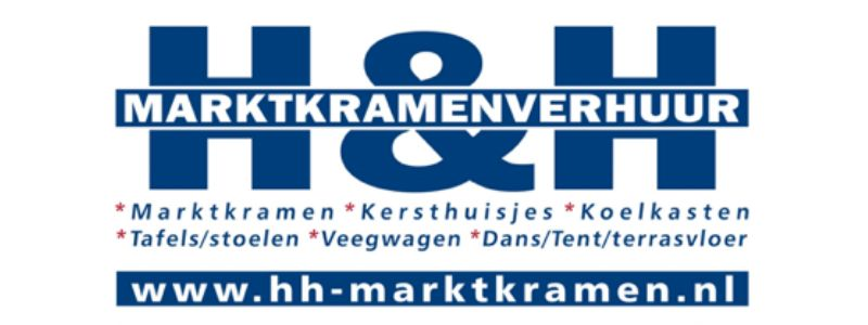 Banner H&H Markramenverhuur