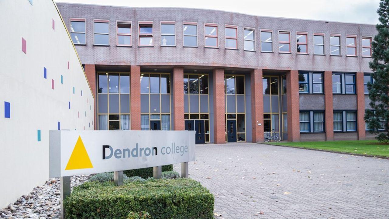 Klas Dendron College in quarantaine vanwege corona-uitbraak