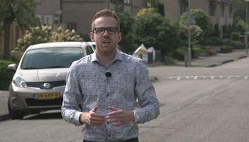 Celstraf van vier jaar voor 'vuurwerkaanslag' op Horster agent