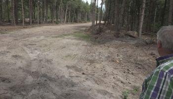 Nieuw natuurgebied als compensatie voor gekapte bomen Kronenberg