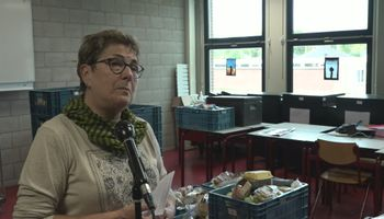 Voedselbank kampt met toenemende tekorten